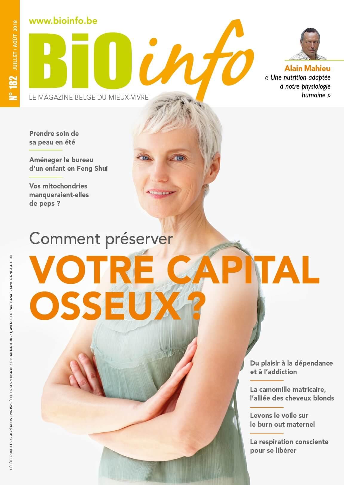 Bio Info cover
