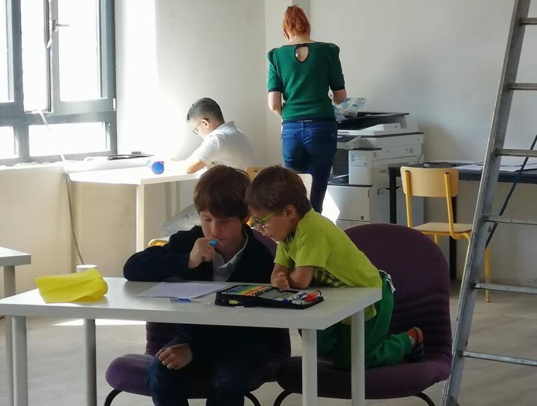 Ecole maternelle Bruxelles : créativité et autonomie